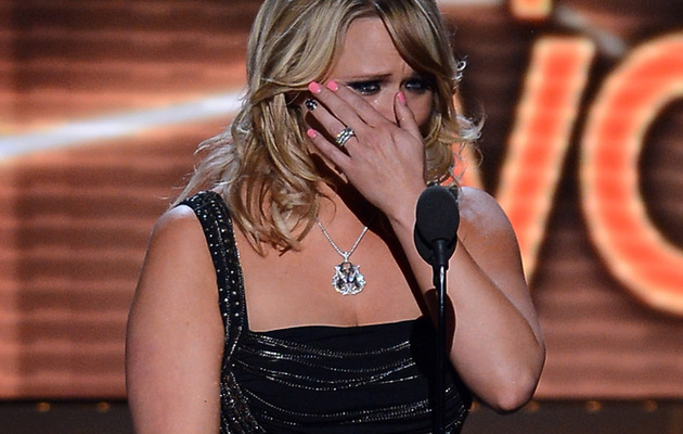Video: Miranda Lambert Breaks Down Accepting ACM Award