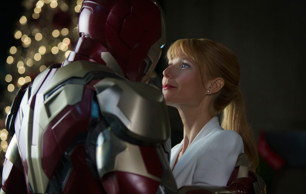 """Iron Man 3"" Sneak Peek: You Won't Guess Who Suits Up!"