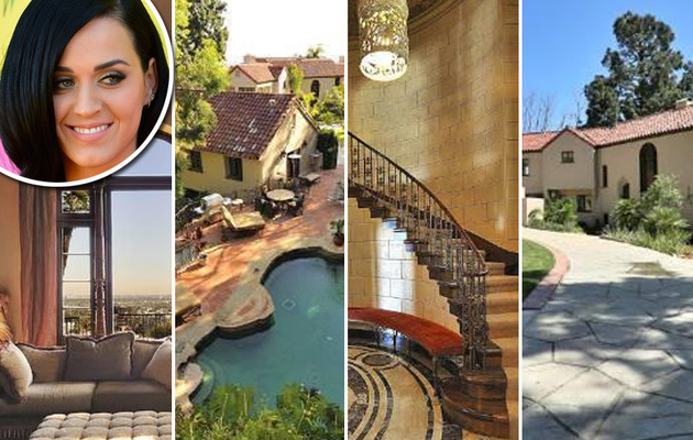 Katy Perry Slashes Price on Home She and Russell Brand Were Supposed to Live In!