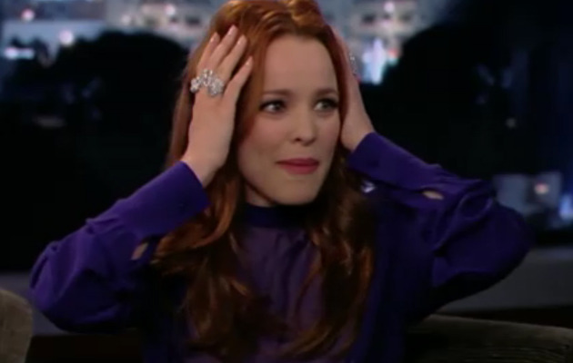 Rachel McAdams Opens Up About Getting High for her First Time!