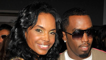 Diddy's Kids Allegedly Covered in 'White Powder' -- Suit Blames Baby Mama