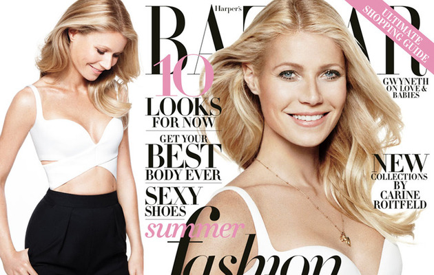Gwyneth Paltrow on Aging: Botox Made Me Look Crazy!