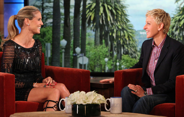 Heidi Klum Opens Up About Saving Her Son & Nanny From Drowning!