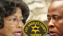 Katherine Jackson Smells Conspiracy Between Dr. Murray and AEG