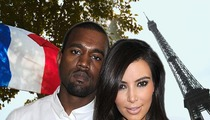 Kim Kardashian May Give Birth in Paris