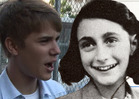 Justin Bieber: Anne Frank Couldn't Resist Me