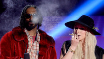 Snoop & Ke$ha -- Whatcha Smokin'?