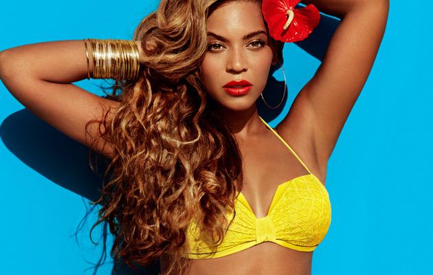 Beyonce Flaunts Bikini Bod In New H&M Ads