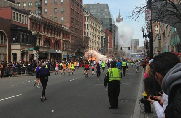 Boston Marathon Explosions: Stars Shocked, Saddened