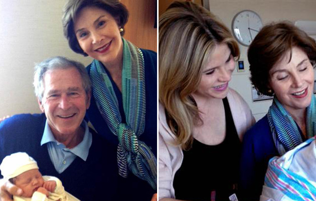 Jenna Bush Hager Shares First Photos of Her Baby Girl!