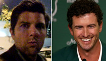 Adam Scott & Adam Scott -- Only One Is Master of His Domain