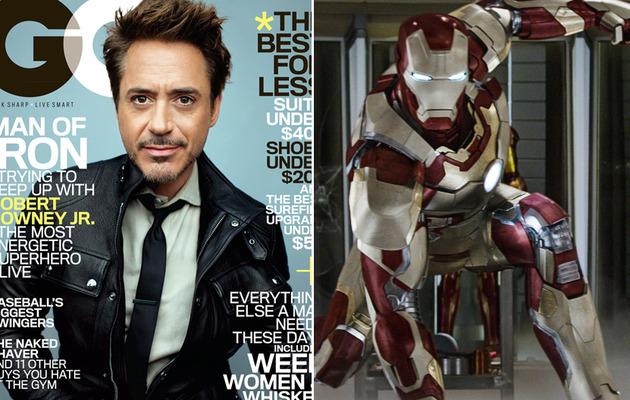 "Robert Downey Jr. On ""Avengers"" Payday & ""Iron Man"" Future"