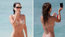 Rachel Bilson -- Barbados Bikini Babe!