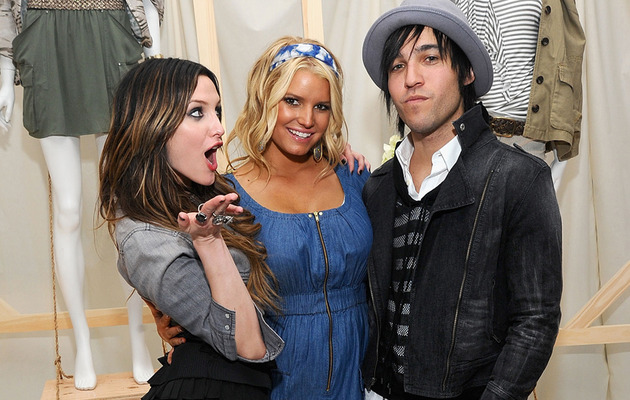Pete Wentz Opens Up About Ashlee, Jessica and Joe Simpson!