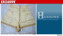 British Auctioneer -- We Want the Queen's Panties!