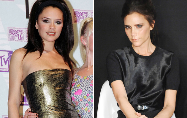 Victoria Beckham Turns 39 -- See More Pop Stars Then & Now!