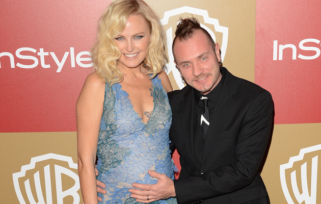 Malin Akerman Gives Birth to Baby Boy!