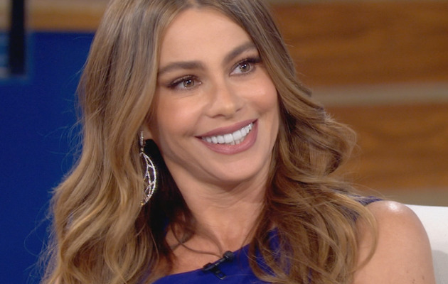 Sofia Vergara: My Mom Told Me Not to Get a Breast Reduction