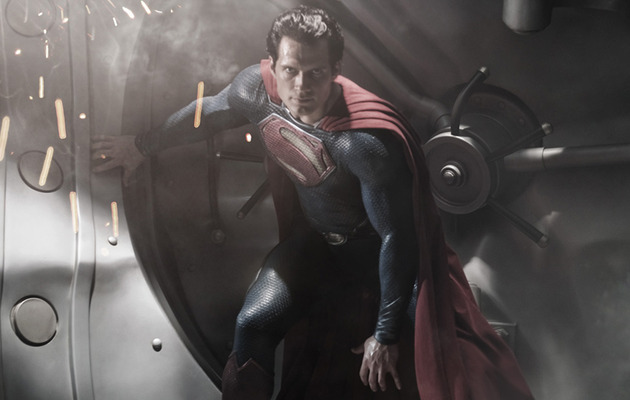 "New ""Man of Steel"" Trailer Is Nothing Short of Super"