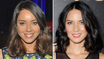 'Parks & Rec' Star Aubrey Plaza -- I Wanna Be Olivia Munn