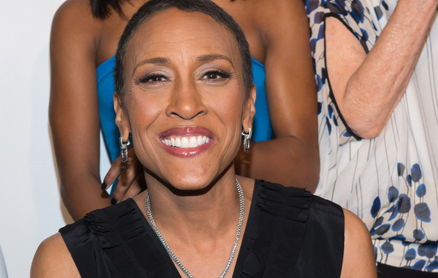 Robin Roberts Hospitalized With Infection