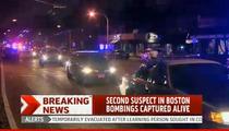 Boston Marathon Bombing -- Suspect #2 Dzhokhar Tsarnaev IN CUSTODY