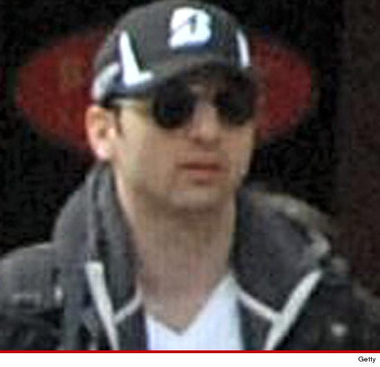 Boston Marathon Bomber Tamerlan Tsarnaev - tmz.com