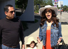 Farrah Abraham -- Brings Her Dad & Daughter to Sex Tape Negotiation