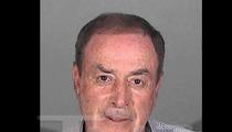 Al Michaels -- The DUI Mug Shot