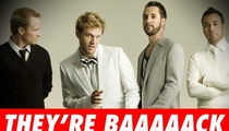 "Backstreet Boys' New Song Is ""Inconsolable"""
