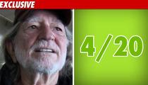 Willie Nelson -- How I'm Spending My 4/20 ...