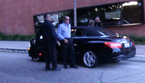 Al Michaels -- BACK IN THE DRIVER'S SEAT ... After DUI Arrest