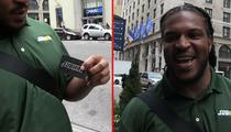 NFL Draft Fav Jarvis Jones -- Free Subway Sammies FOR LIFE