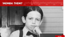 "Alfalfa in ""Little Rascals"" Movie: 'Memba Him?!"