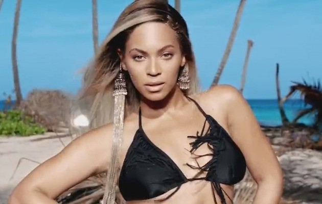 Beyonce Debuts New Song & Flaunts Beach Bod for H&M!