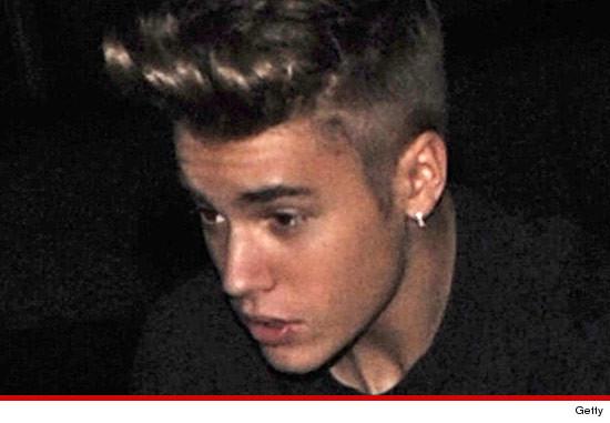 Justin bieber arrested for smoking weed