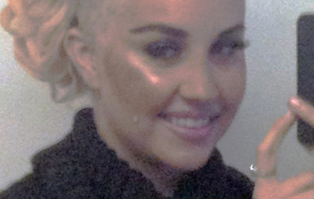 Amanda Bynes Shaves Half Her Head -- See the Photo!