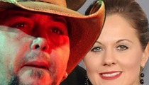 Jason Aldean -- SEPARATED FROM WIFE ... After Kissing Other Woman