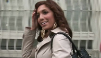 Farrah Abraham -- Pleads NOT GUILTY to DUI
