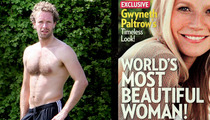 Chris Martin -- Hairy Encounters With World's Most Beautiful Woman Gwyneth Paltrow