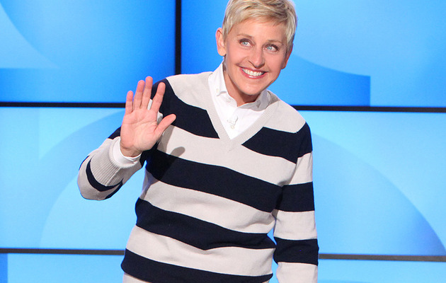 Video: Ellen DeGeneres Applauds Jason Collins for Coming Out