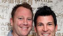 'My Fair Wedding' Host David Tutera -- Dumping My Husband ... and We're Preggo with Twins