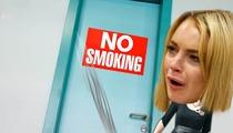 Lindsay Lohan Rehab Plan May Be Up In Smoke