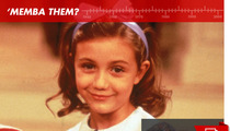 "Little Grace in ""The Nanny"": 'Memba Her?!"