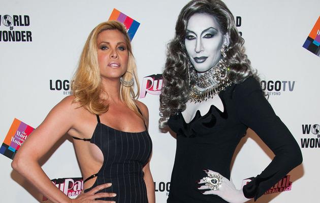 Simply Amazing: Drag Queen Detox's Monochromatic Makeup!
