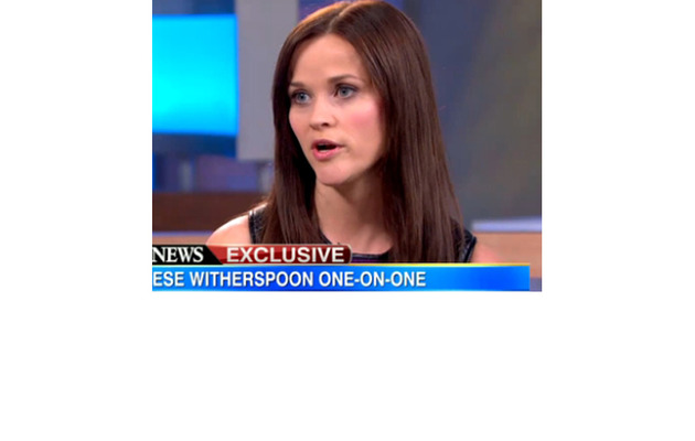 "Reese Witherspoon on ""GMA"": Calls Arrest Embarassing"