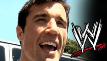 Chael Sonnen -- I Wanna Buy the WWE