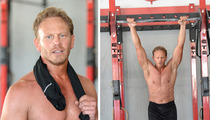 Ian Ziering -- I'm Ready to Be a Male Stripper!