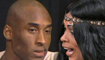 Kobe Bryant -- In Feud With Mom Over Money