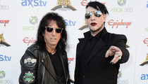 Alice Cooper vs. Marilyn Manson -- Who'd You Rather?
